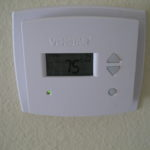 1320 Village 1 - New thermostat and air ducts